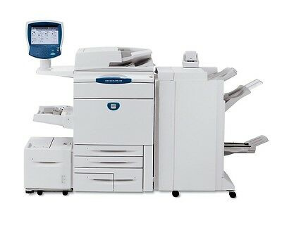 Xerox DocuColor 250 Copier, Printer, Scanner Amazing Condition With Fiery, Extra