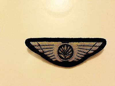aile de poitrine or aviation epi sans etoile - Airline Pilot Wings aviator 1