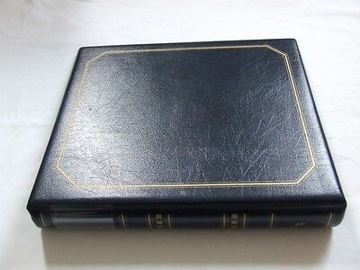Westminster Luxury Padded 4 Ring Stamp Album, Various Colours/designs Available