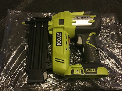 Ryobi R18N18G-0 One+ 18 Gauge Nailer 100%  ( BRAND  NEW ITEM BUT NO BOX )