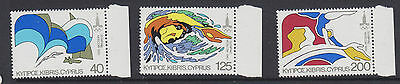 Cyprus 1980 Olympic Games set um-mint