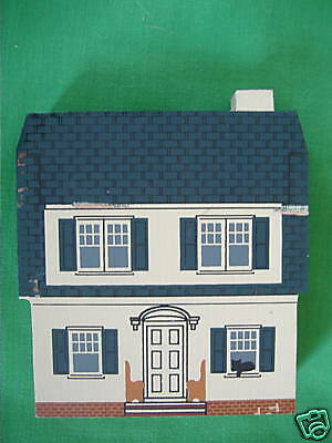 Cat's Meow Puritan House 1990 Series VIII PINE RETIRED Cats