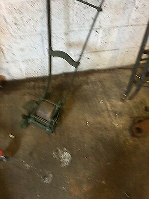 lawn edger Ransomes