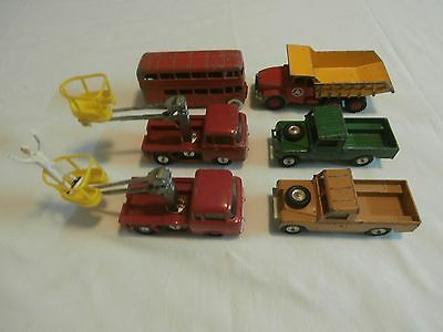 Corgi Toys diecast collection plus Matchbox Kingsize and Lonestar.