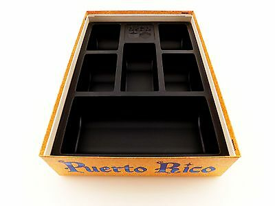 Puerto Rico Replacement Original Game Storage Box - Not Complete Game