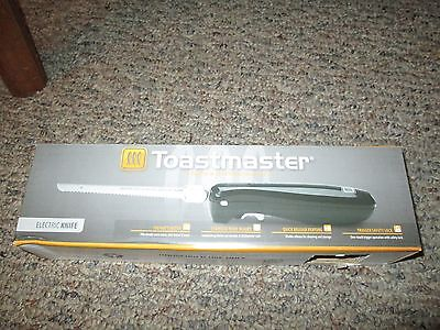 Toastmaster Electric Knife New