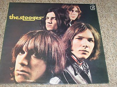 The Stooges , The Stooges . 1St Uk . Listen To Both Sides .