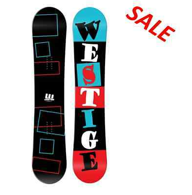 Snowboard Westige Square Wide Black Camber size : 164/167/170 NEW
