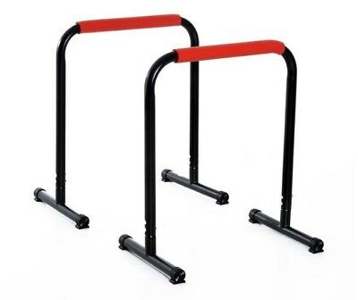 Push Up Bars Handles Home Gym Exercise Press Workout Chest Arms Strength Stands