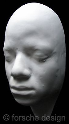 Early Michael Jackson Life Mask Bust Cast From The Wiz