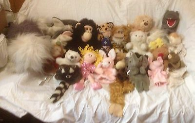 A Hand Puppet Collection