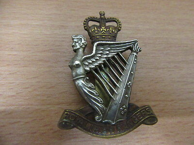 Military cap badge ROYAL IRISH RANGERS