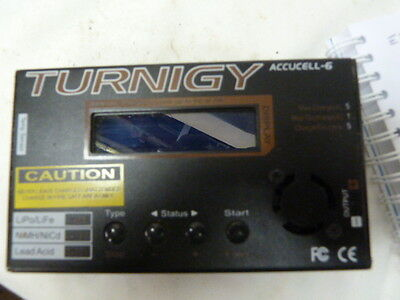 Turnigy Accucell-6 Charger/Balancer