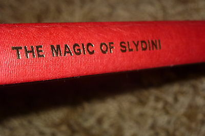 The Magic Of Slydini by Lewis Ganson