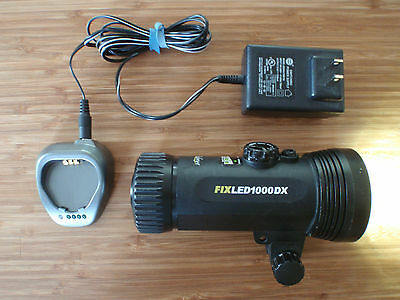 Great  Fisheye FIXLED1000DX  Video  Diving light