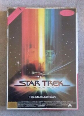"Star Trek ""The Motion Picture"" 1000 piece jigsaw Limited Edition - NEW & sealed"