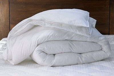 Brand new Duck feather and down duvet Double size 15 tog