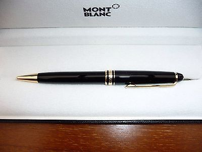 Mont Blanc Meisterstuck Gold Coated Classique Ball Point Pen