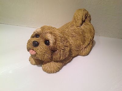 SANDICAST by Sandra Brue LHASA APSO, GOLD (PUP) 130