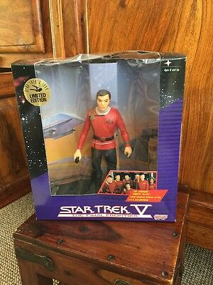 "Star Trek V The Final Frontier Movie Galoob Dr Mccoy ""bones"