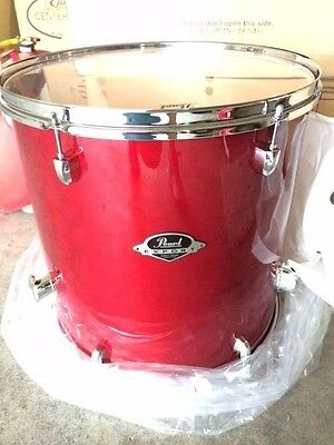 Pearl Export EXL Floor Tom - 16 x 16 - Natural Cherry Lacquer