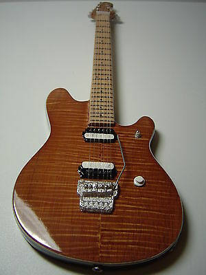 Regular Natural Miniature Guitar