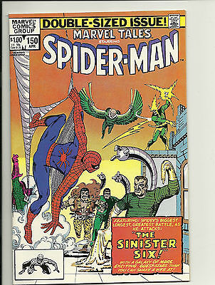 MARVEL TALES # 150 (SPIDER-MAN) Marvel Comics 1983 - *VF+*