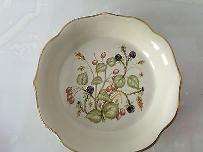 Royal Winton Brambles and Berries dish 7.5 inches wide