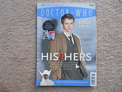 Dr Who Magazine Issue
