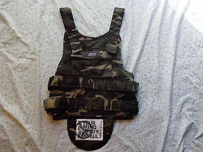 Climbing Vest*** CAMO*** CLH Creating Limitless Heights SIZE L / XL