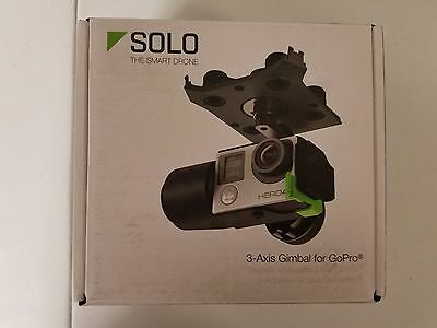 3DR GB11A Solo 3-Axis Gimbal for GoPro Camera - Black  Free Shipping