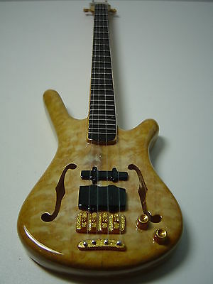 Marco Hietala Bass Miniature Bass Guitar
