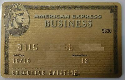 Bank Card United States - Expired - American Express Business