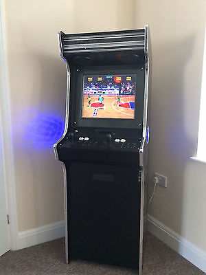 Apex Media Video Game Arcade Machine by Bespoke Arcades !!!