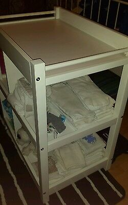 Baby changing table Mamas and Papas