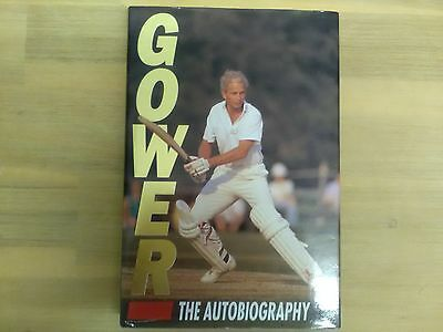 David Gower Hand Signed Autobiography