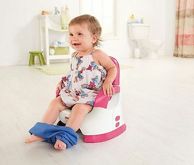 Potty Training Seat Toilet Toddler Chair Baby Portable Kid Trainer Bathroom Girl