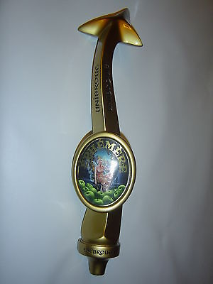 Unibroue Ephemere Devil's Tail Beer Tap Handle Quebec Brewery ,Canada
