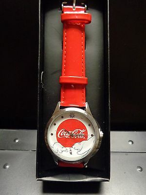 Coca Cola  Bear  Watch