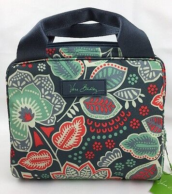 NWT  NOMADIC FLORAL  LIGHTEN UP LUNCH COOLER  Vera Bradley NEW W TAGS