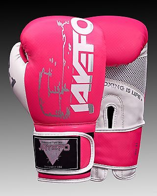 Jayefo R1 UW Leather Boxing Gloves Muay Thai Punching Bag Sparring Glove mma jfo