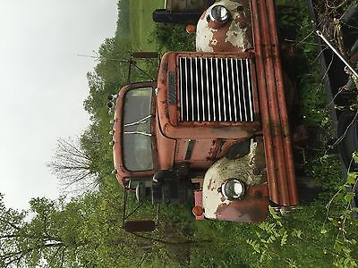 1964 White Freightliner 9064td day cab with 220 cummins and power steering