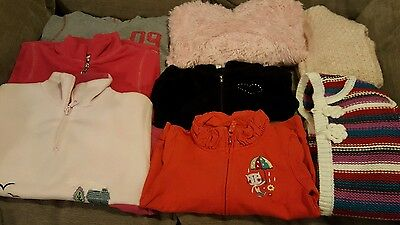 Bundle girls clothes 4-5 years