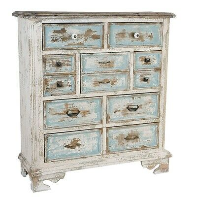Commode Style Ancien 98x35x106cm