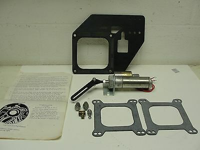 Bimba Et Air Throttle Stop Control With Powerglide Drag Race Nhra Ihra