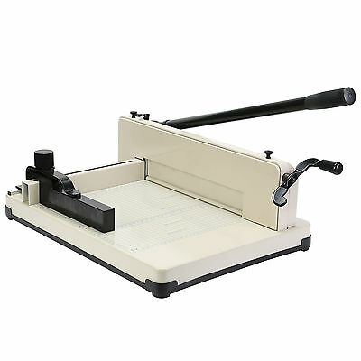 A4 Paper Guillotine Cutter Trimmer Machine Arts Crafts Home Office Photo Rotary