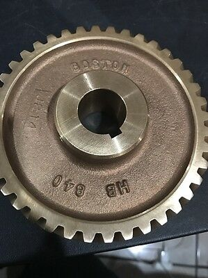 "Boston Gear Web Helical Gear, 1"" Bore - 8 Pitch (HB840R)"