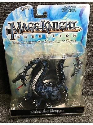Mage Knight Rebellion - Limited Edition POLAR ICE DRAGON sealed/new