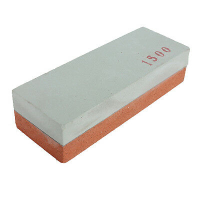 Combinazione Grit Double Sided Knife Sharpener Honing Sharpening Stone Whet S7V2