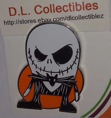 Disney Nightmare Before Christmas Popcorn Collection Limited Release Jack Pin